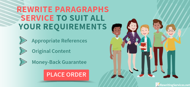 reliable rephrase paragraphs experts