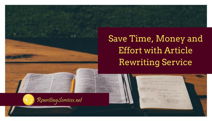 rewrite article online