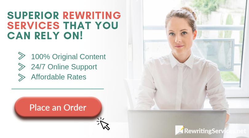 professional article rewriter online