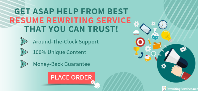 get help from resume rewrite service online