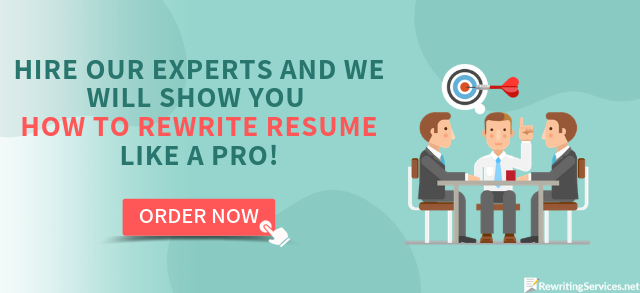 resume rewrite services
