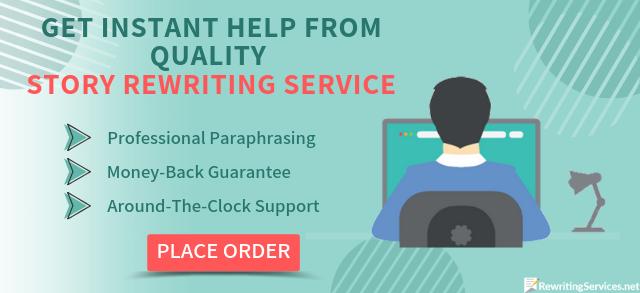 rewrite plagiarism