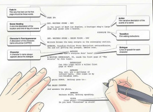 rewriting screenplay