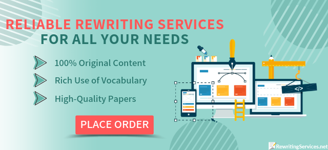 professional rewrite text services
