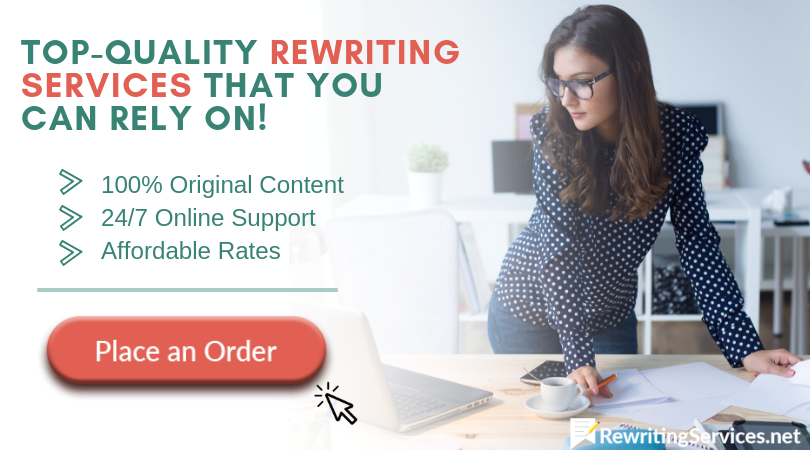 professional seo rewrite service