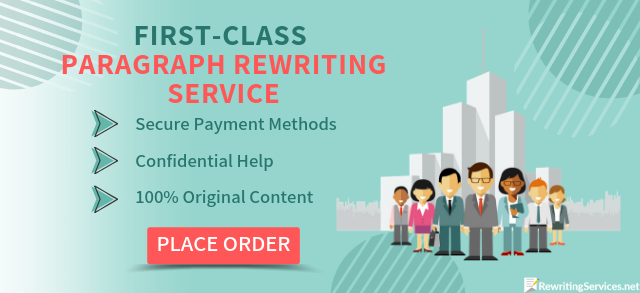 how to rewrite a paragraph without plagiarism guide