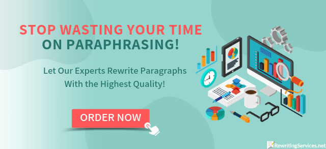 rewrite paragraph without plagiarism