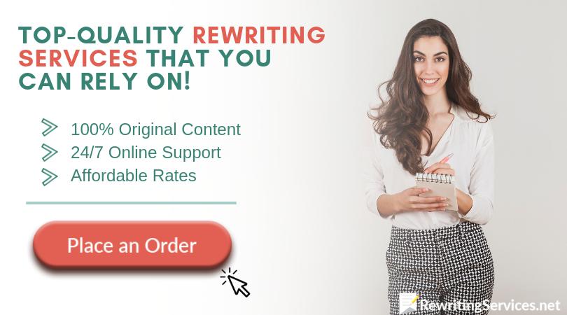 best content rewriter online