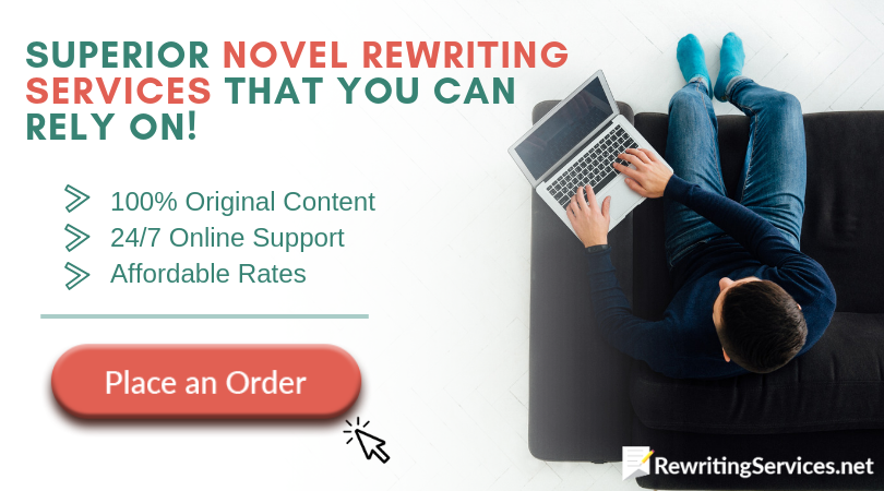 how to rewrite novel guide